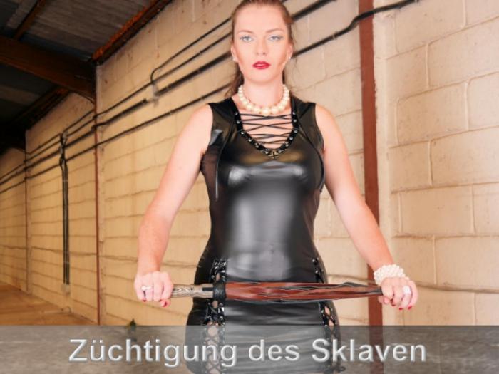 Züchtigung des Sklaven