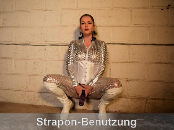 Strapon-Benutzung