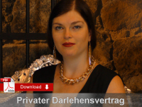 Privater Darlehensvertrag