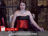 Spermarosette der Sissy