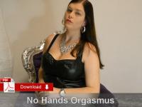 No Hands Orgasmus mit Reizstrom