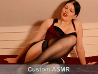 Dominante Custom ASMR Audio