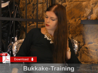 Bukkake-Training