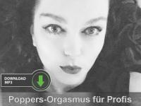 Poppers Orgasmus für Profis