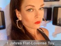 1 Jahres-Flat für alle Lovense-Toys
