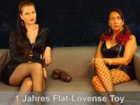 1 Jahres-Flat von zwei Herrinnen