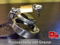 Keuschheitsschelle (Länge: 3cm) KG005