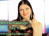 5 Tage Wichs-Challenge – Tag 5
