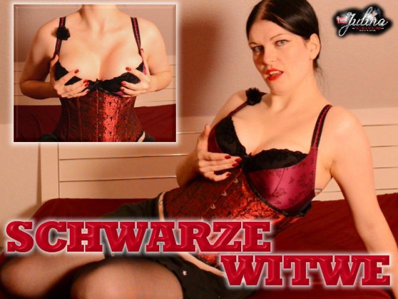 Schwarze Witwe – Brüste Smother