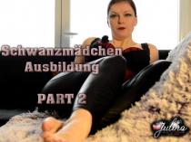 Schwanzmädchen Ausbildung - Part 2
