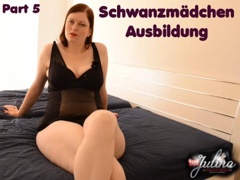 Schwanzmädchen Ausbildung - Part 5