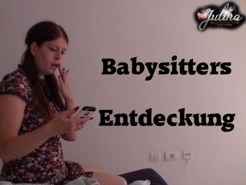 Babysitters Entdeckung