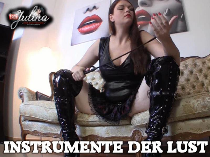 Instrumente der Lust