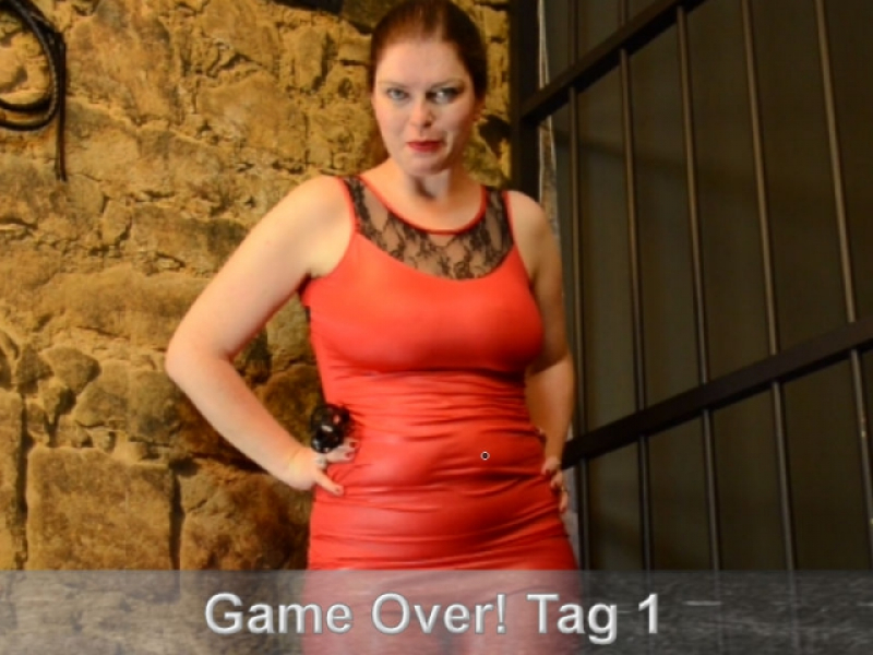 Game Over - Tag 1