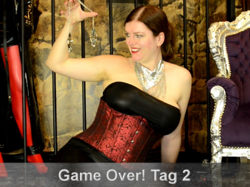 Game Over - Tag 2