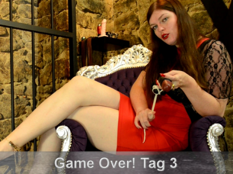 Game Over - Tag 3
