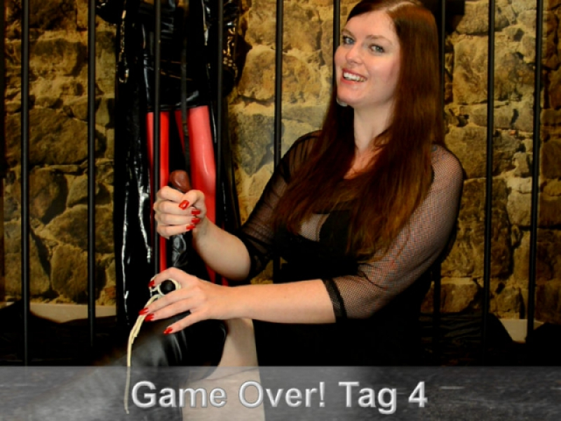 Game Over - Tag 4