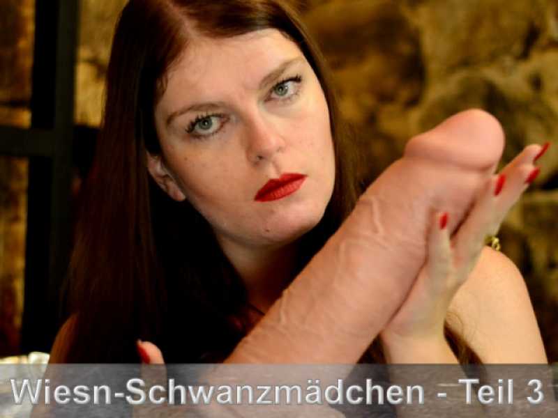 Ausbildung zum Wiesn-Schwanzmädchen - Part 3
