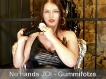 No Hands JOI - Gummifotze