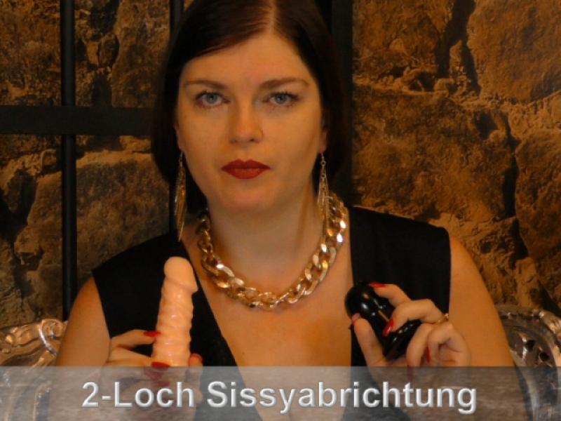 2-Loch-Abrichtung einer Sissy