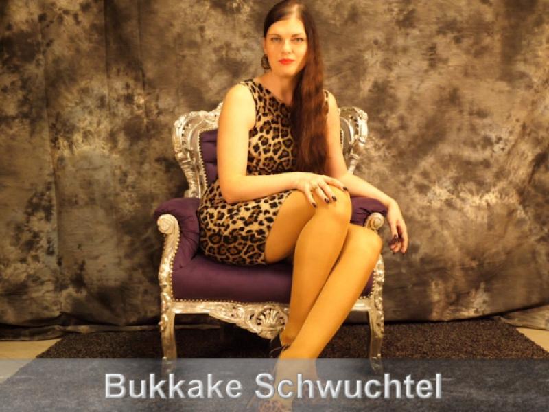 Bukkake Schwuchtel