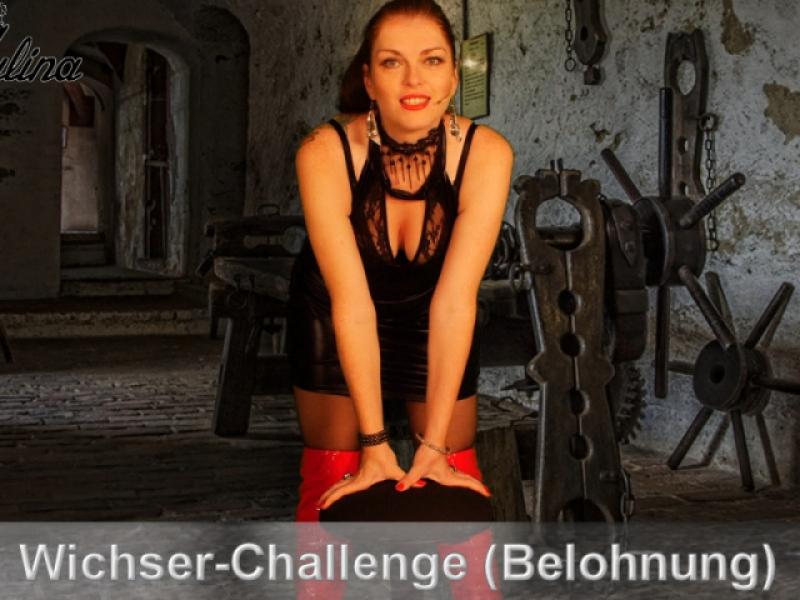 Dauerwichser Challenge - Die Belohnung