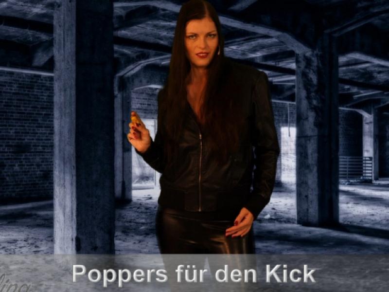 Poppers Wichsanleitung für den absoluten Kick