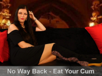 No Way Back – Eat your own cum!