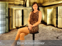 Blackmail-Timer