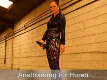 Analtraining für Huren