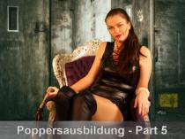 Poppers - Sklavenausbildung # 5 - Mehrere Fläschchen