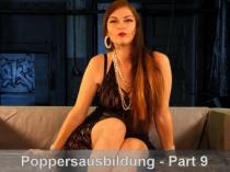 Poppers - Sklavenausbildung # 9 - Willenloser Poppers-Wichser