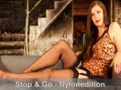Stop & Go Wichsanleitung – Vintage-Nylon-Stil