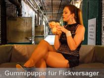 Gummipüppchen für Fickversager