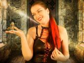 Chastity Task - Verschlossen, so lange es die Schlüsselherrin will
