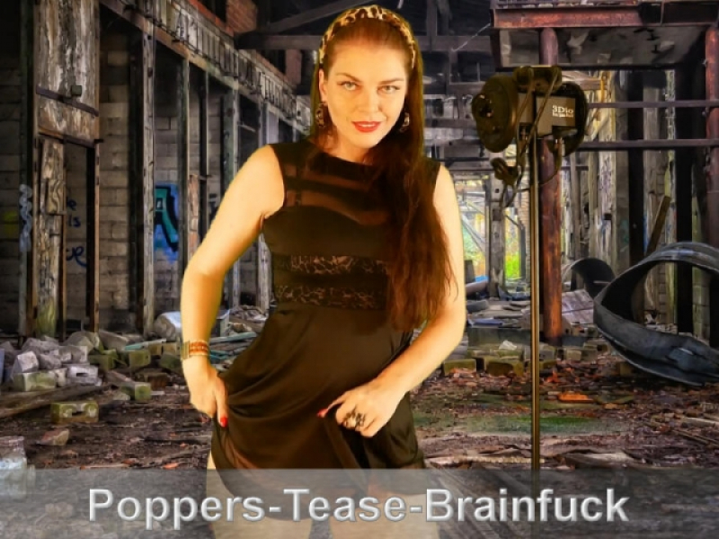 ASMR-Poppers-Teasing-Brainfuck – Willenloser Popperssklave 3-3