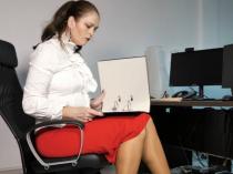 Bestrafung durch Chefin mit Figging