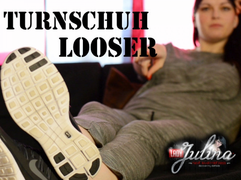 Turnschuh-Leck-Looser